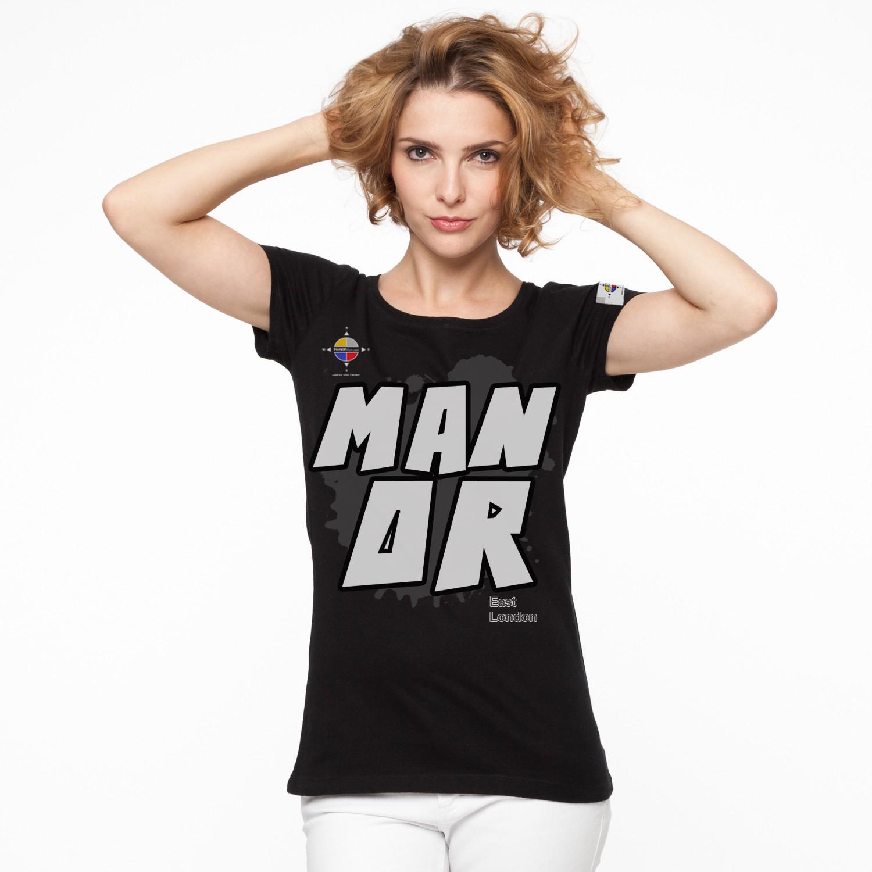 black t shirt model woman - photo #11